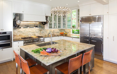 Kitchen of the Week: Elegant Updates for a Serious Cook
