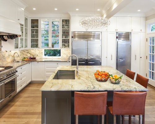 kitchen countertops and backsplash pictures fusion granite houzz 7900