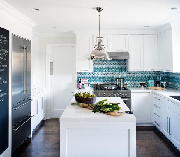 コンテンポラリー キッチン by Jute Interior Design