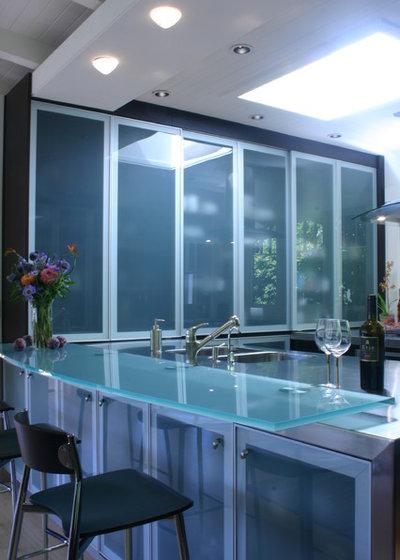 Contemporary Kitchen by Danenberg Design