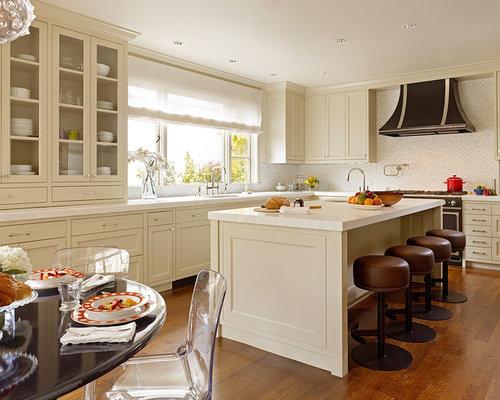 kitchen cabinet color | houzz
