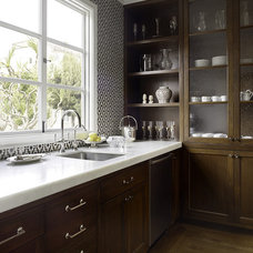 Transitional Kitchen by Artistic Designs for Living, Tineke Triggs