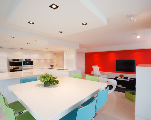 multicolored chairs houzz