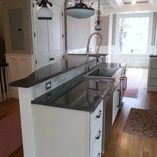 Kitchen by Living Stone Granite