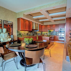 Modern Kitchen by A. Keith Powell Interior