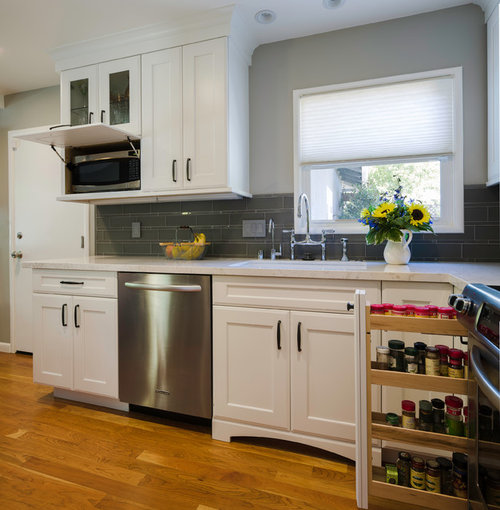 Kitchen Microwave Hutch: Can You Tell Me The Dimensions Of Microwave Cabinet? Thanks
