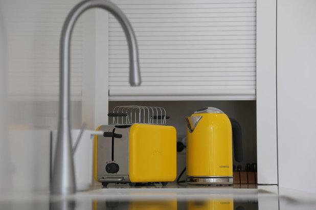 Minimalistisch Küche by AN Builders Pty Ltd