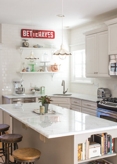 Country Kitchen by Ejay Interiors