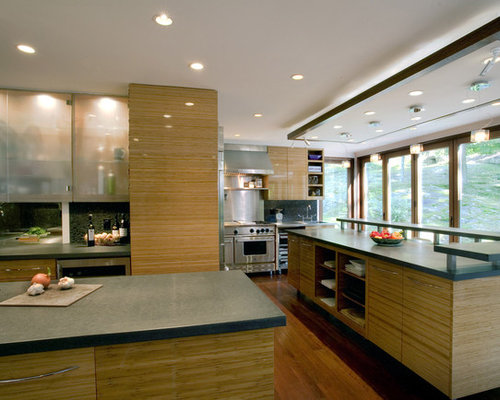Bamboo Cabinets | Houzz
