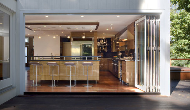 Modern Kitchen by Fivecat Studio | Architecture