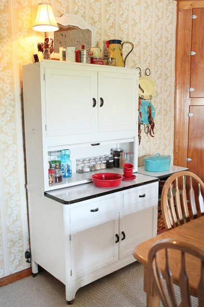 Farmhouse Kitchen by Julie Ranee Photography