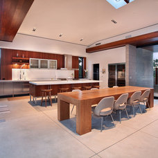 Contemporary Kitchen by Jeri Koegel Photography