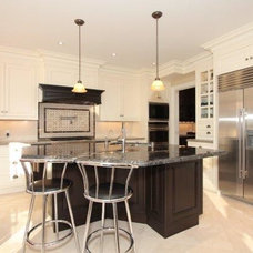 Traditional Kitchen by Monaco Interiors