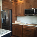 100 Square Foot Kitchen Remodel - Craftsman - Kitchen - Minneapolis - by David Heide Design Studio
