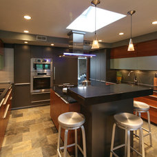 Contemporary Kitchen by Poggenpohl