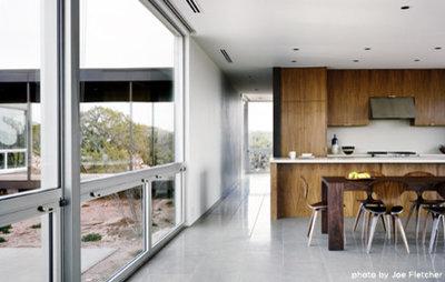 modern kitchen by marmol radziner