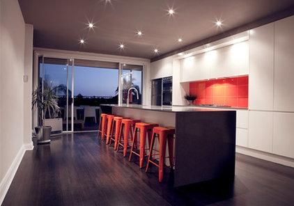 modern kitchen by Nadia Hursky