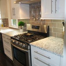 Traditional Kitchen Marquette Kitchen Renovation