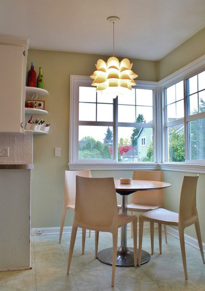 Contemporary Kitchen by Kimberley Bryan