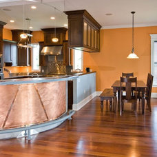 Modern Kitchen by Artistic Design and Construction, Inc