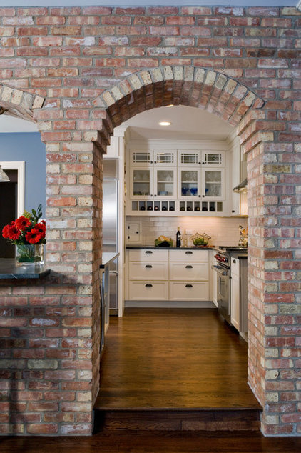 Traditional Kitchen by Monarch Cabinetry