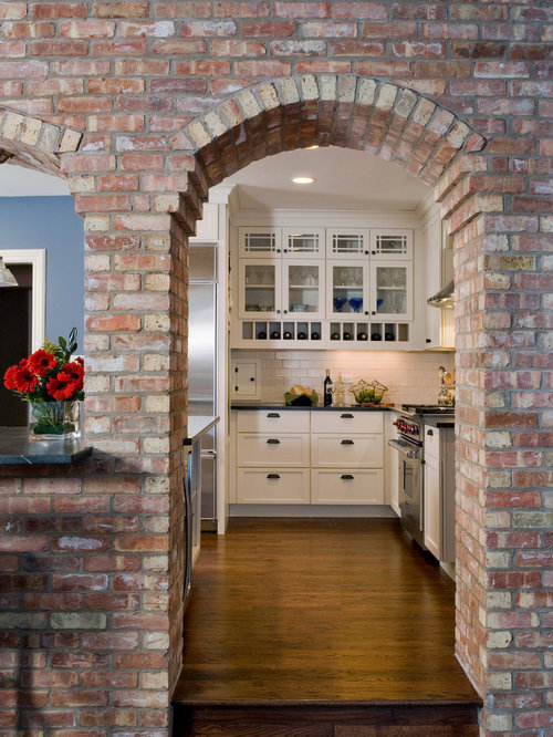 Brick Arch Home Design Ideas Pictures Remodel And Decor