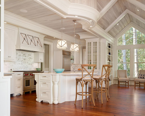 Whitewashed Tongue And Groove Houzz