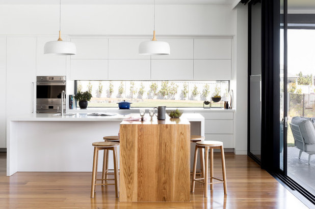 Contemporary Kitchen by Bask Interiors