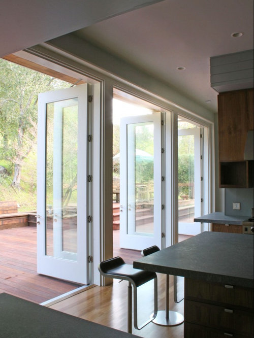 Bifold French Doors Home Design Ideas Pictures Remodel: Outdoor French Doors Ideas, Pictures, Remodel And Decor