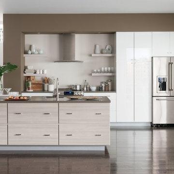 Martha Stewart Living Lacombe Avenue & Weston Kitchen