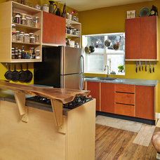 Eclectic Kitchen by Craftwork