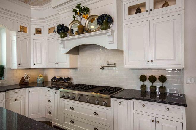 Traditional Kitchen by Darryl Vaughn- Kitchen & Bath ReStylers