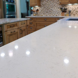 Attractive Elegant Kitchen Photo In Salt Lake City