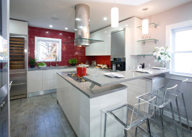 Contemporary Kitchen by The Cousins