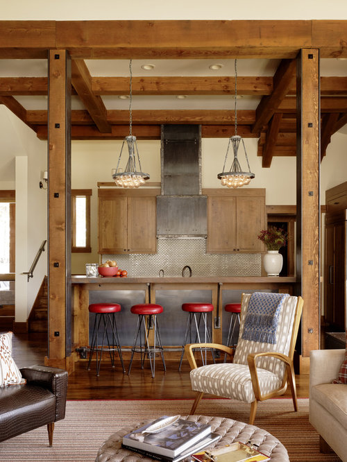 Rustic Industrial Kitchen Ideas Pictures Remodel And Decor