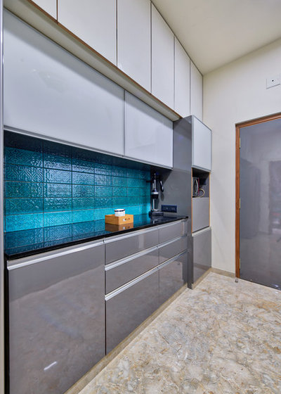 Contemporary Kitchen by Detales - Design stories by Nidhi Shah
