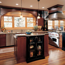 Traditional Kitchen by Hammer and Nail Exteriors