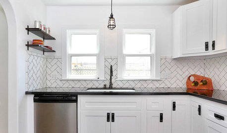 6 budget tile tricks that deliver a high end look - Kitchen Bathroom Tiles