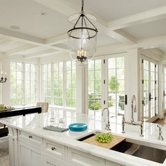 traditional kitchen by Marvin Windows and Doors