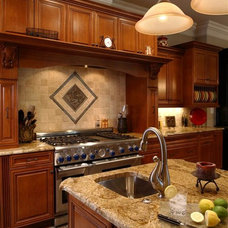 Traditional Kitchen by Artisan Custom Homes