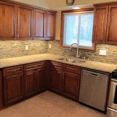 Traditional Kitchen by Best Value Kitchen Cabinets LLC