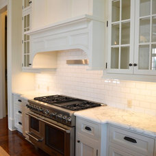 Transitional Kitchen by Factory Builder Stores
