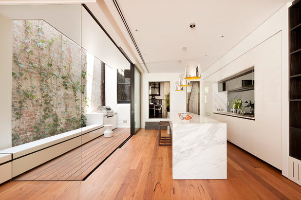 Modern Kitchen by Matt Gibson Architecture + Design