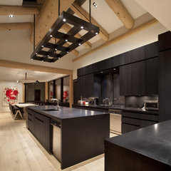 contemporary kitchen by 186 Lighting Design Group - Gregg Mackell