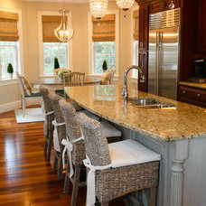 Traditional Kitchen by Casabella Home Furnishings & Interiors