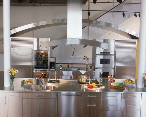 Expansive kitchen design ideas renovations photos with for Boro kitchen cabinets inc