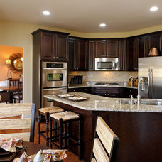 Contemporary Kitchen by Beazer Homes - Maryland/Virginia