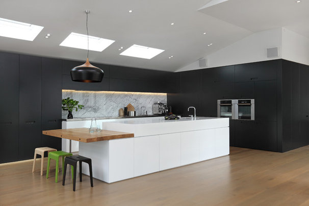 Contemporary Kitchen by jessop  architects