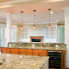 Traditional Kitchen by Artistic Design and Construction, Inc