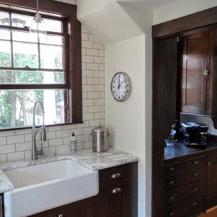 Matching up to original 1934 pantry's woodwork